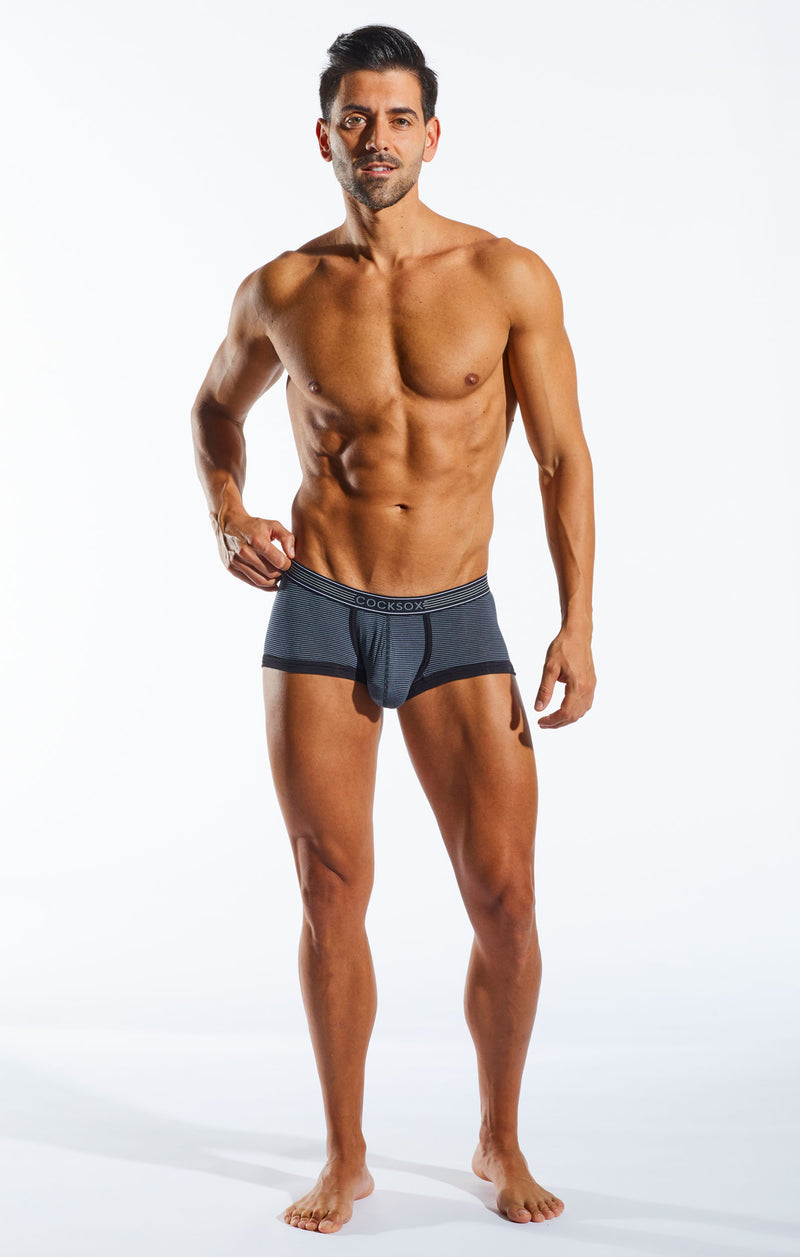 Cocksox CX68PRO Underwear Trunk in Banker full body image