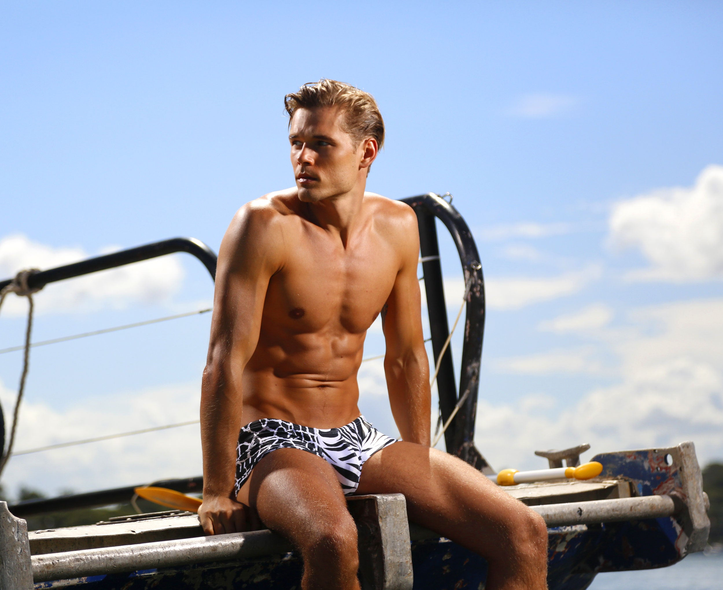 CX08PR Swim Trunk