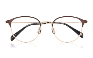 Memory Metal MM1009B-0A Eyeglasses
