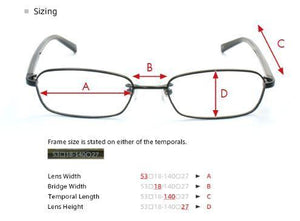 Graph Belle GB2021B-8A Eyeglasses