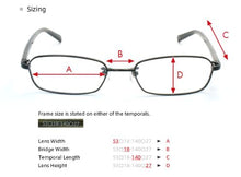 Load image into Gallery viewer, Based BA1027G-8A Eyeglasses