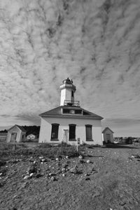 """Point Wilson Lighthouse lll"""