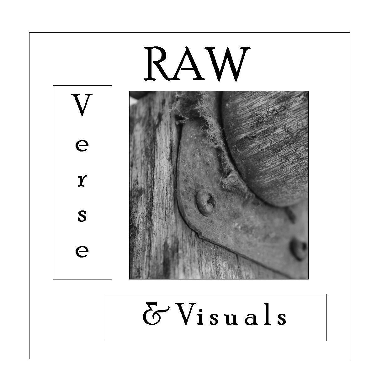 RAW Verse and Visuals Book