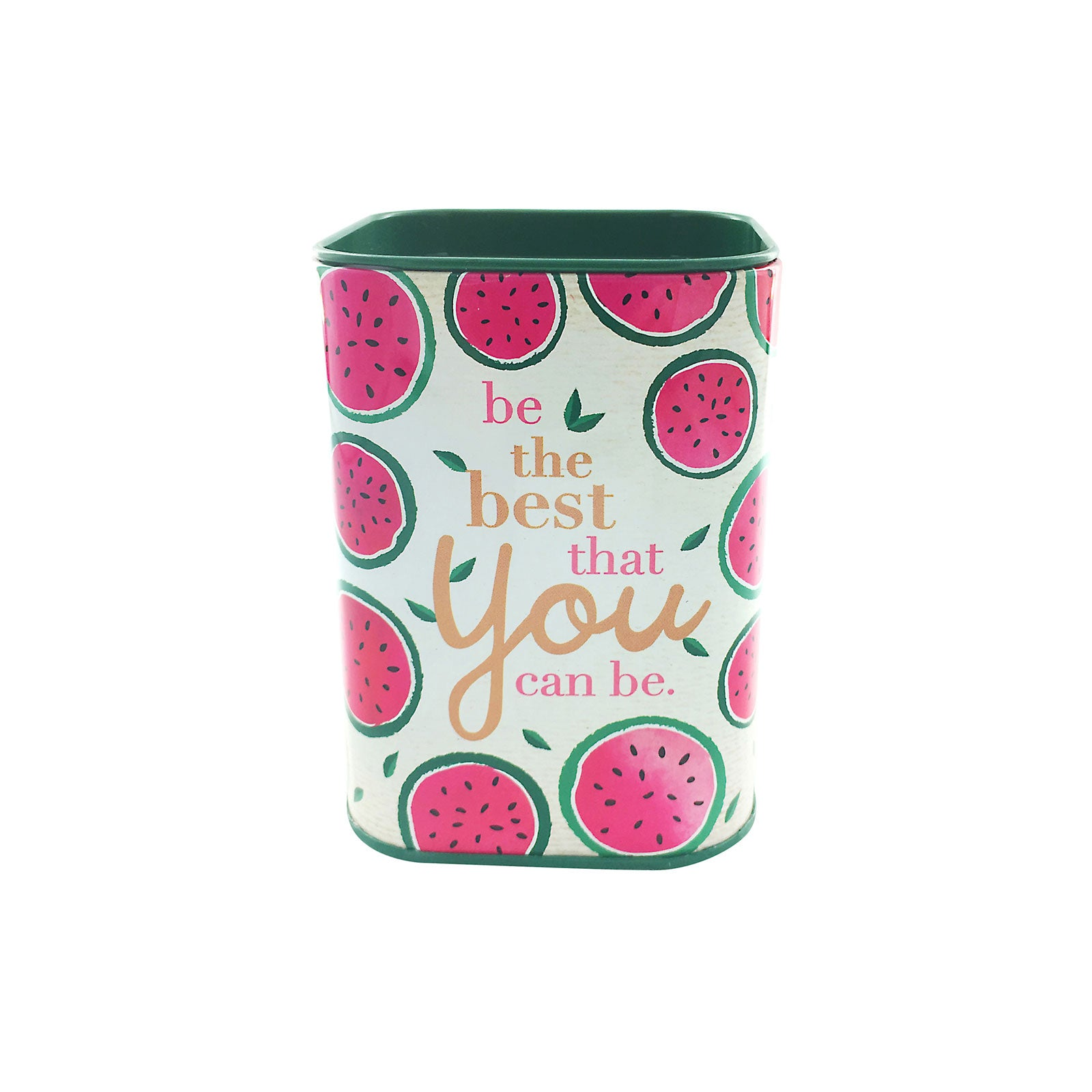 Savings Coin Tins - Be the Best Watermelons