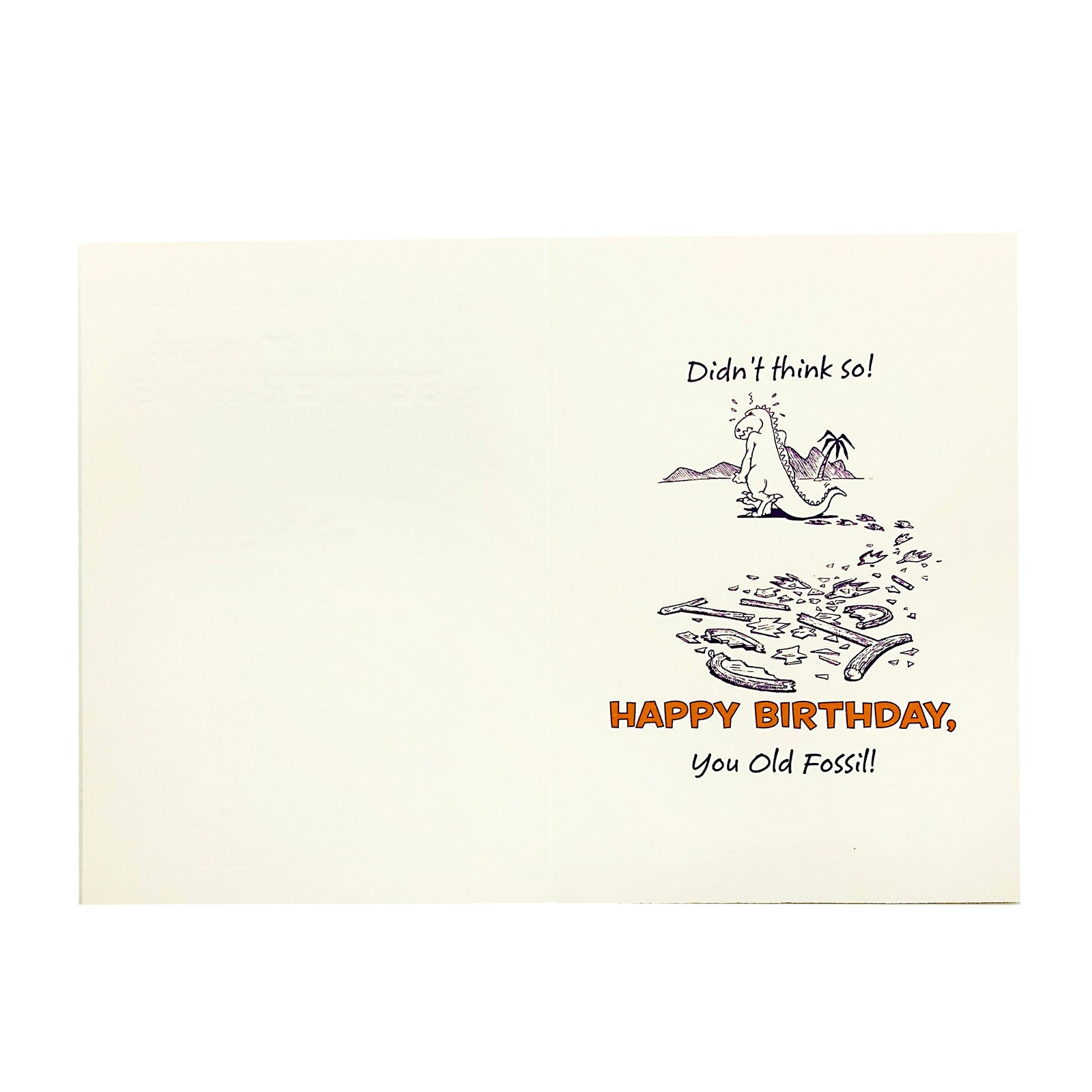 Designer Greetings Birthday Card - Has Anyone Told You - Alligator