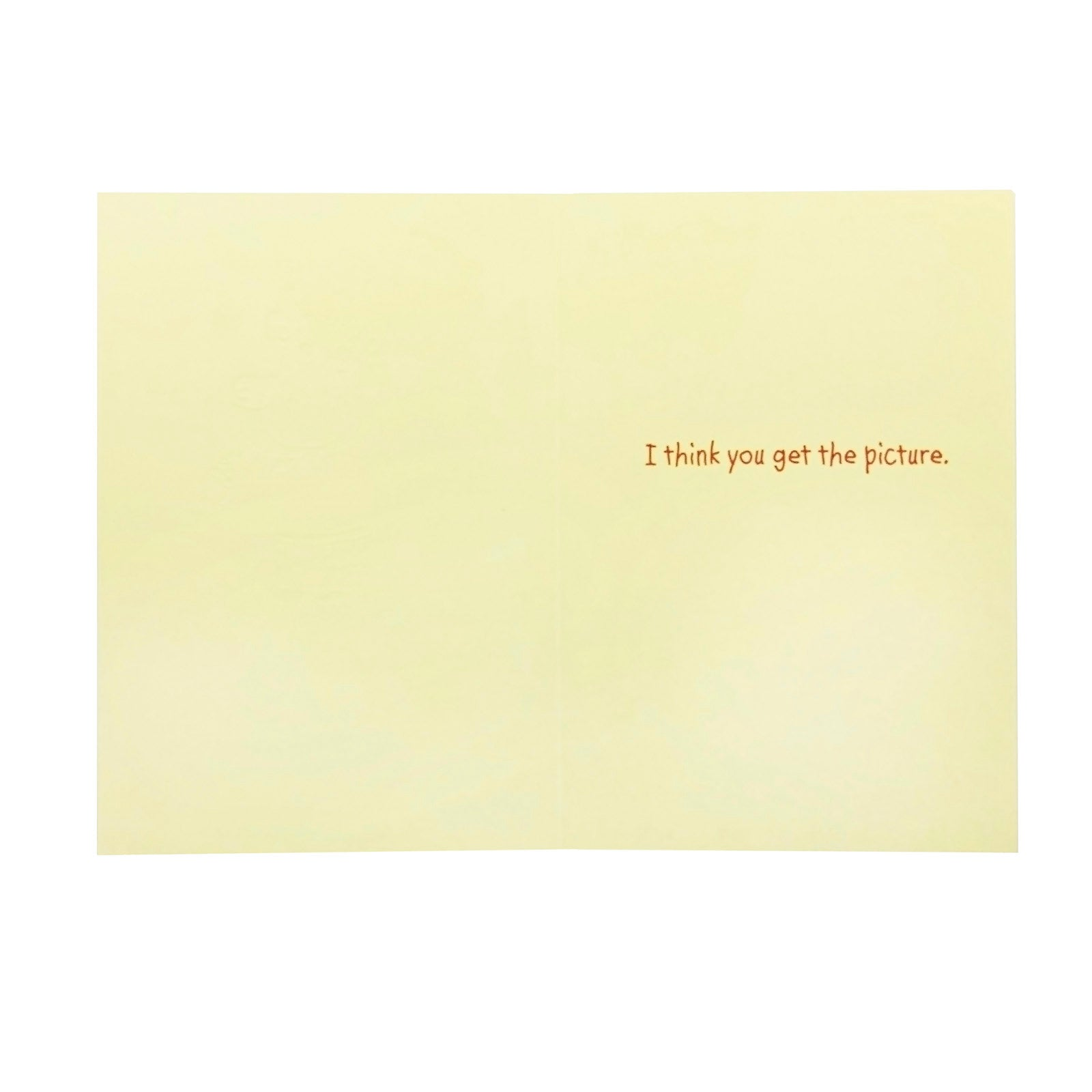 Designer Greetings Love Card - I Love You Graffiti - Bear