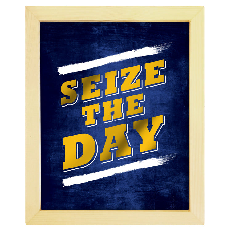 Inspiration Art - Seize the Day