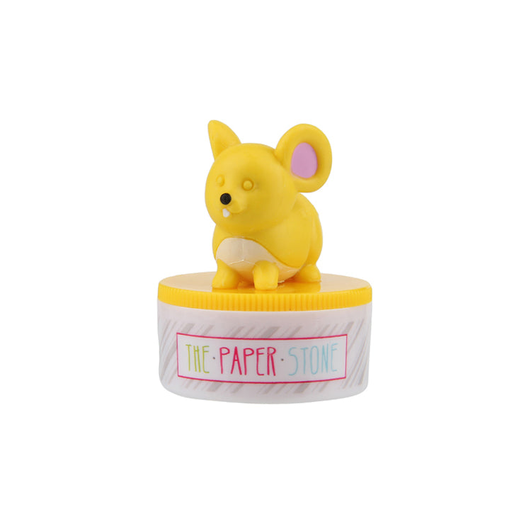 Sharpener - Mouse - Yellow