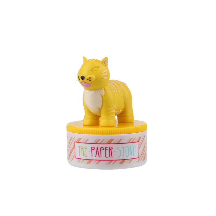 Sharpener - Tiger - Yellow