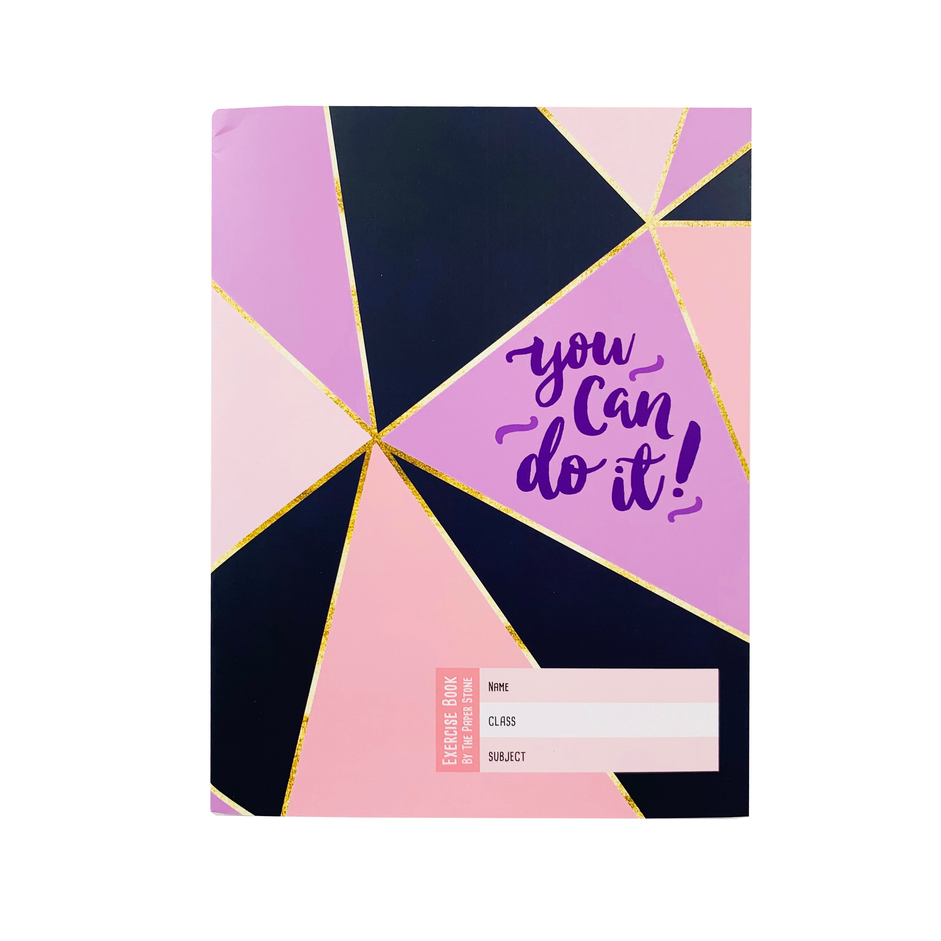 Exercise Book - You Can Do It Purple