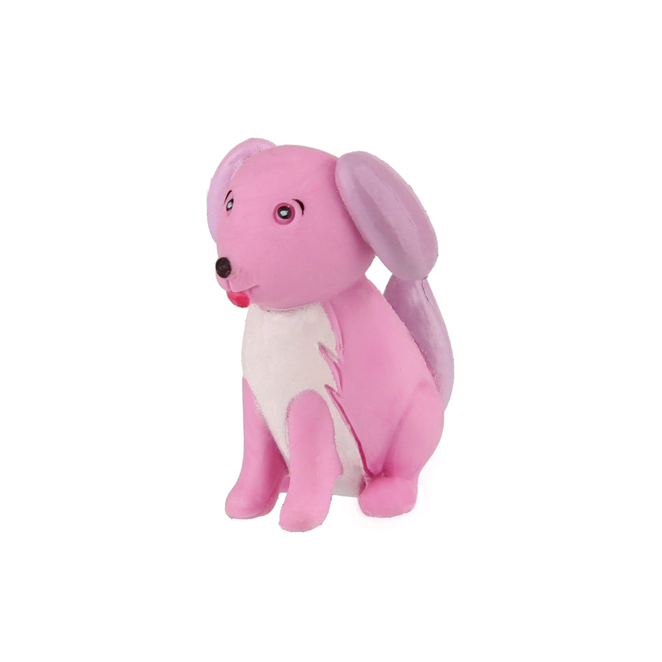 Animal Eraser - Dog - Pink