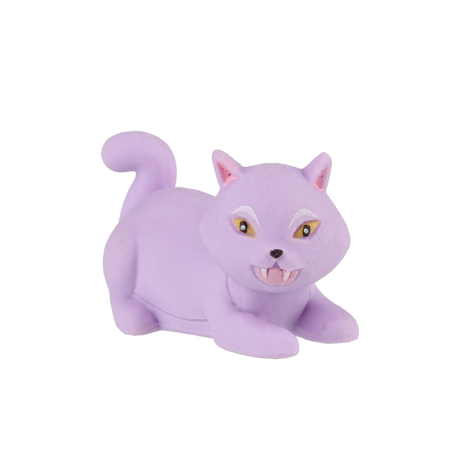 Animal Eraser - Panther - Purple