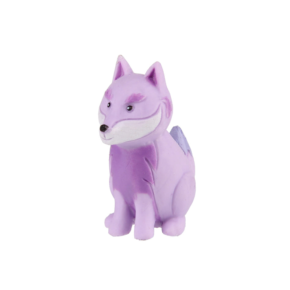 Animal Eraser - Wolf - Purple