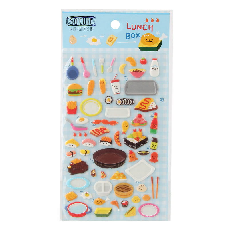 So-Cute Stickers - Lunchbox