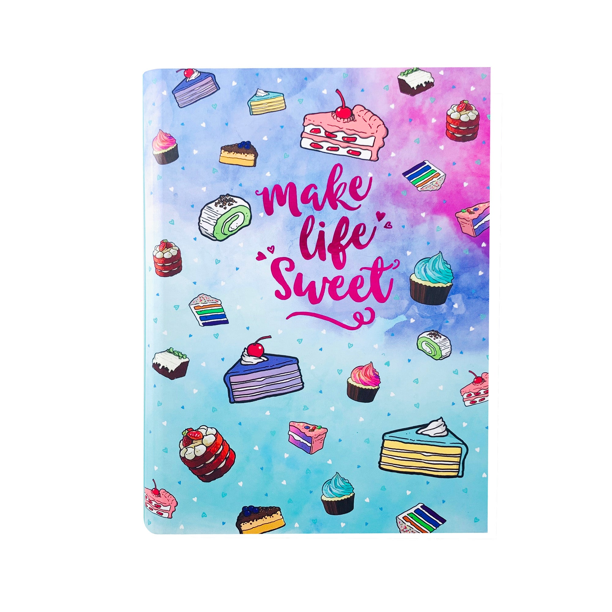 Just Lines - Make Life Sweet Cakes