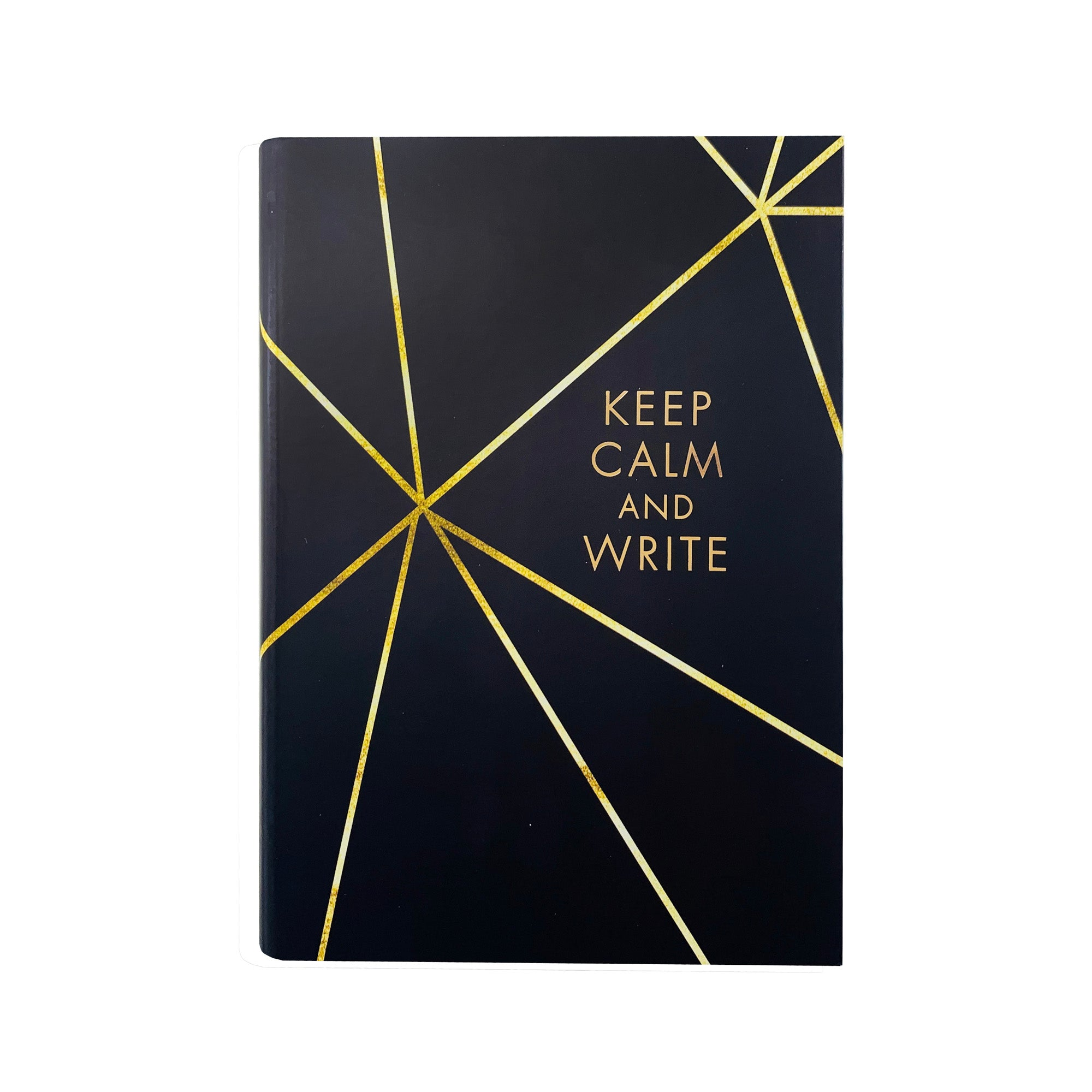 Just Lines - Keep Calm and Write