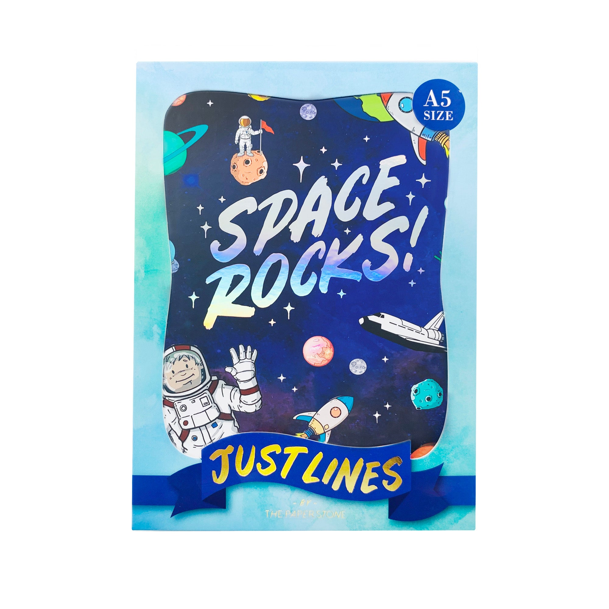 Just Lines - Space Rocks