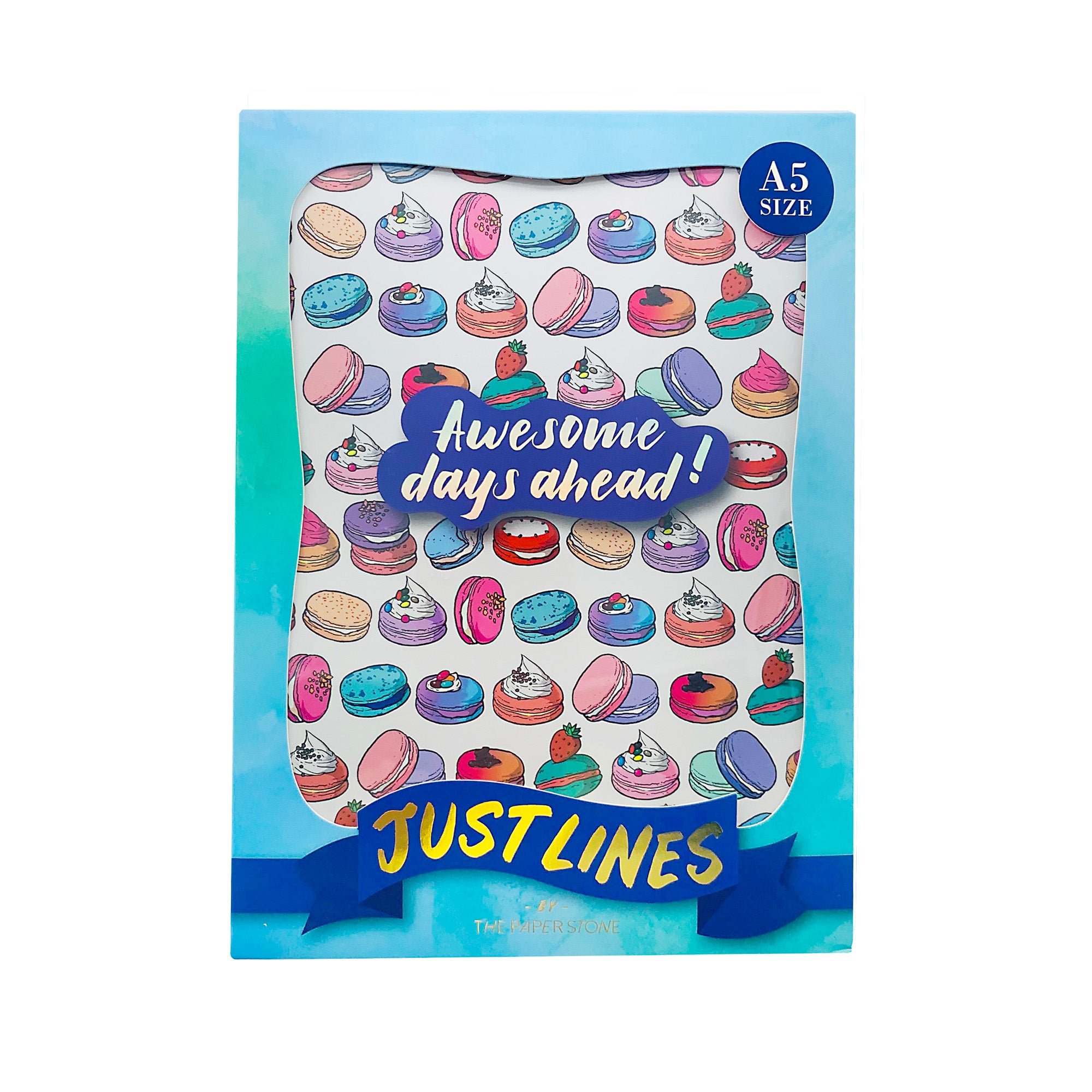 Just Lines - Awesome Days Macarons
