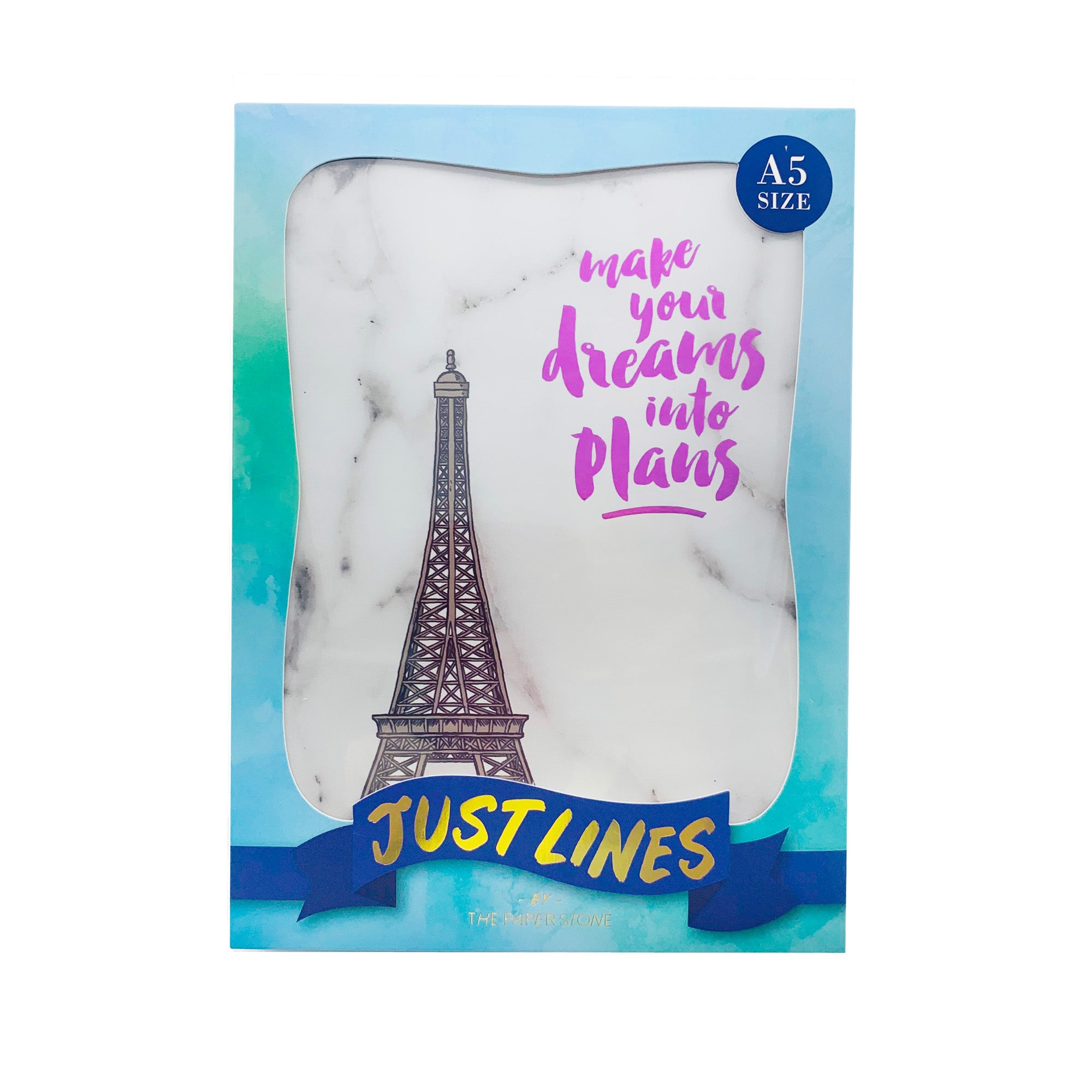 Just Lines - Dreams Plans Eiffel Marble