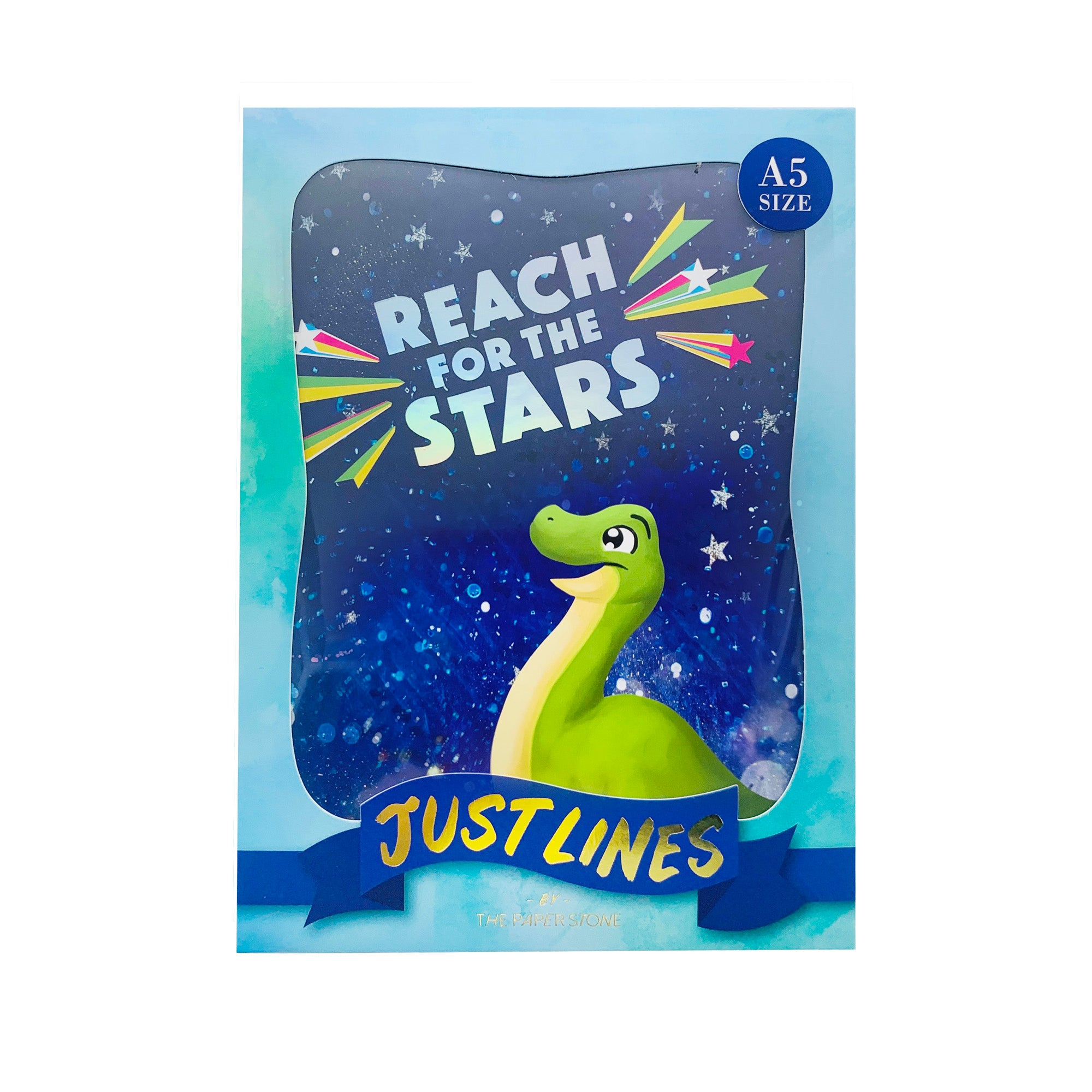 Just Lines - Reach for Stars Dino