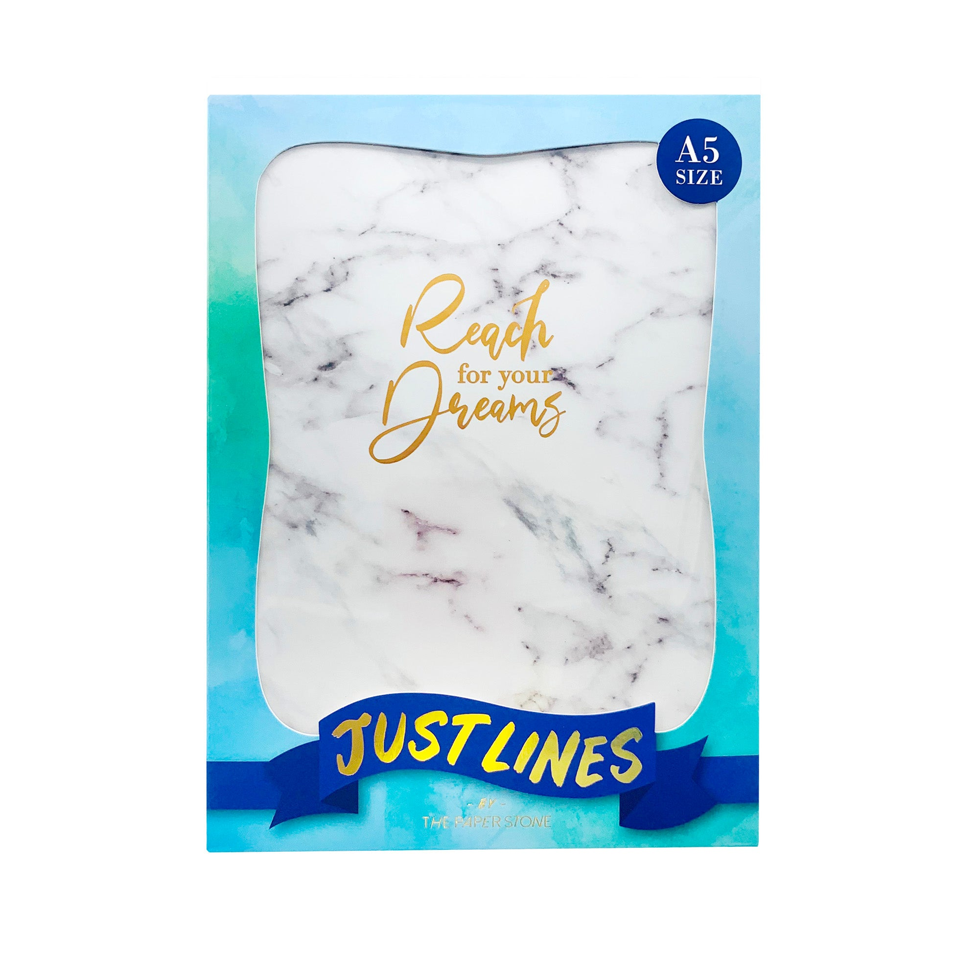 Just Lines - Reach for Dreams Marble