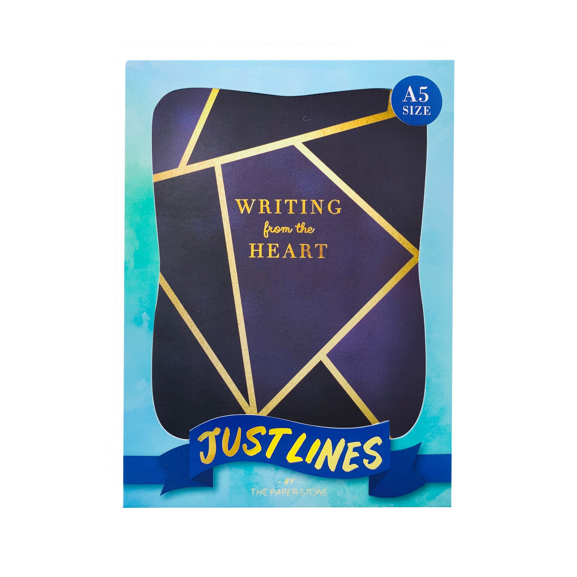 Just Lines - Writing from the Heart