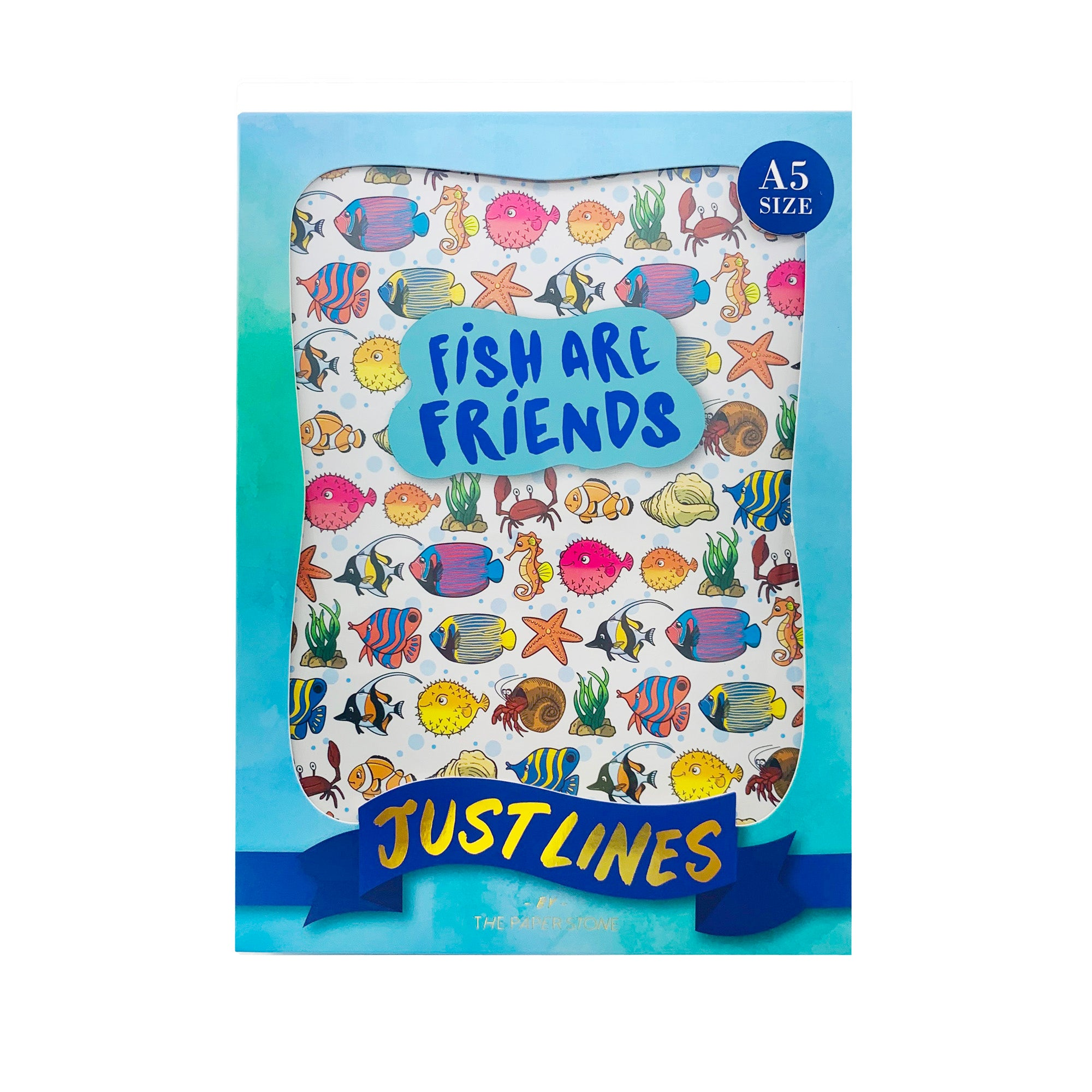 Just Lines - Fish are Friends