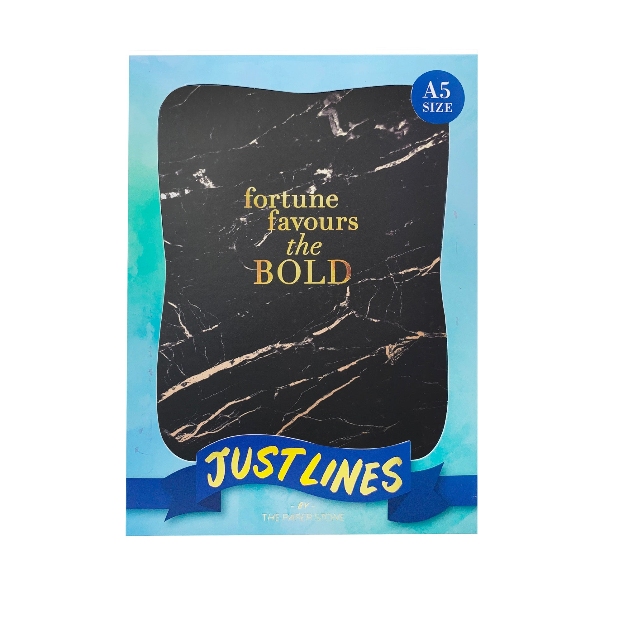 Just Lines - Fortune Favours Marble