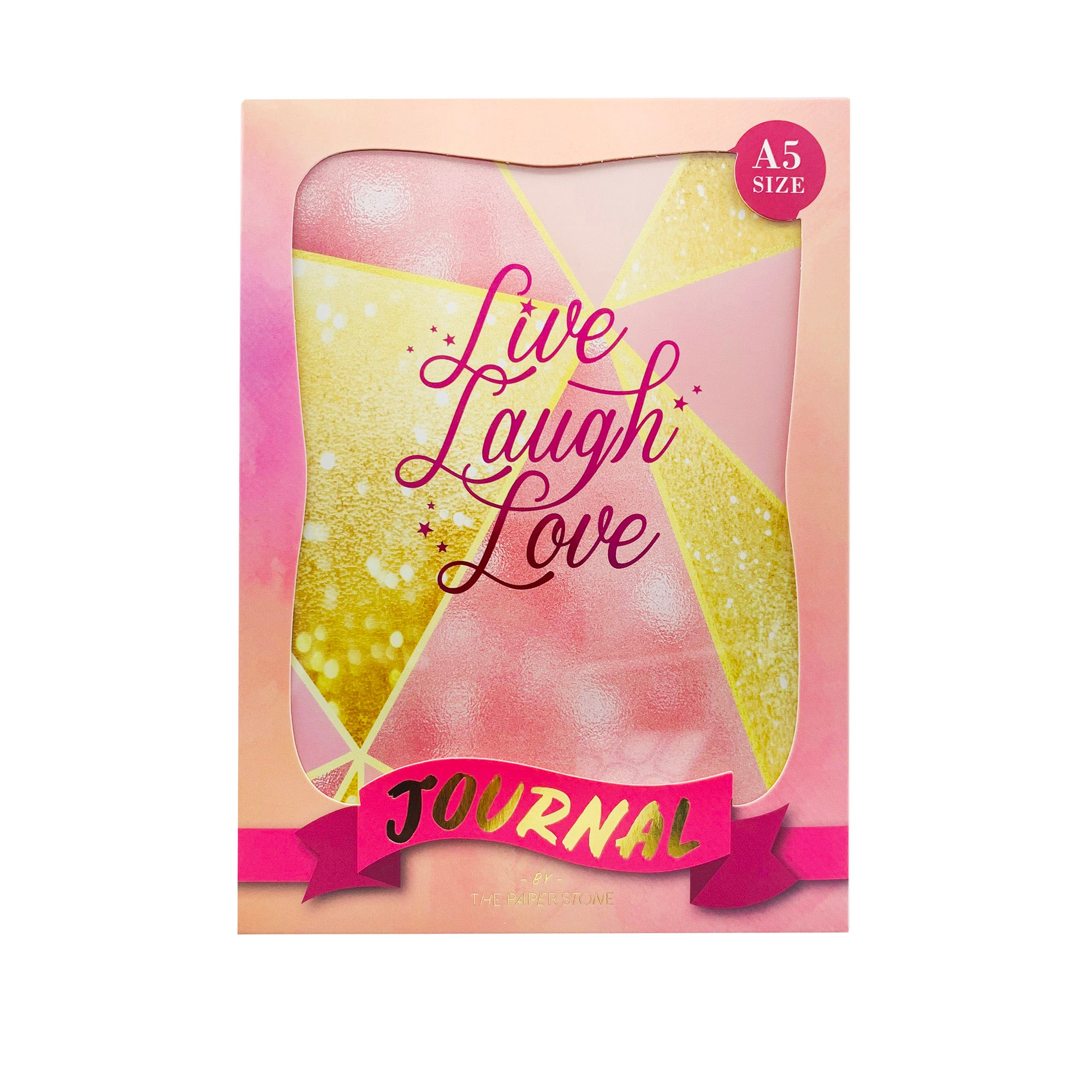 Journal - Live Laugh Love