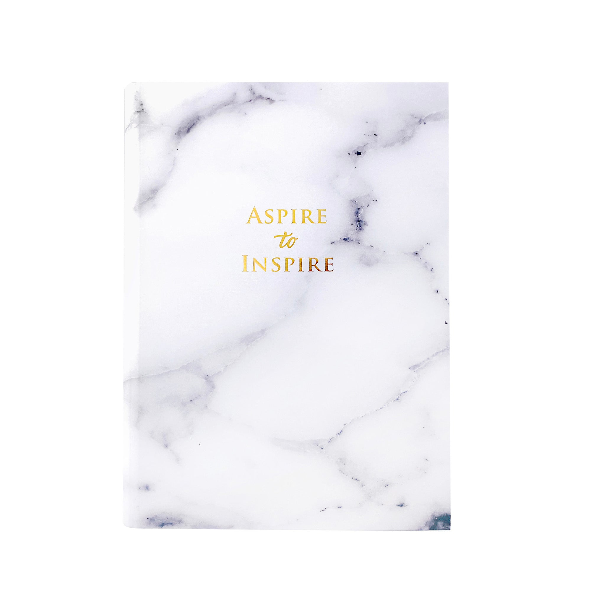 Journal - Aspire Inspire Marble