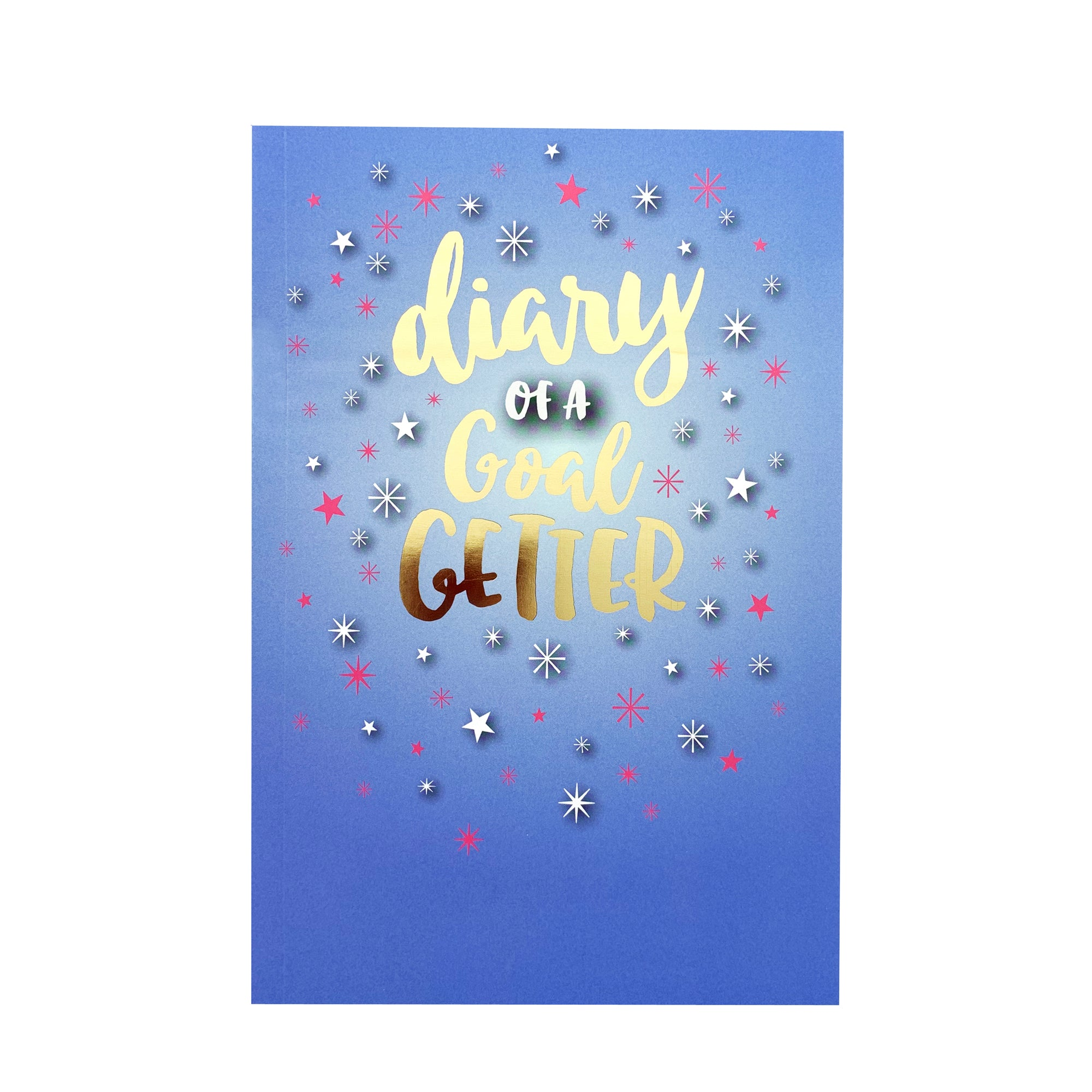 Notebook - Diary Goal Getter