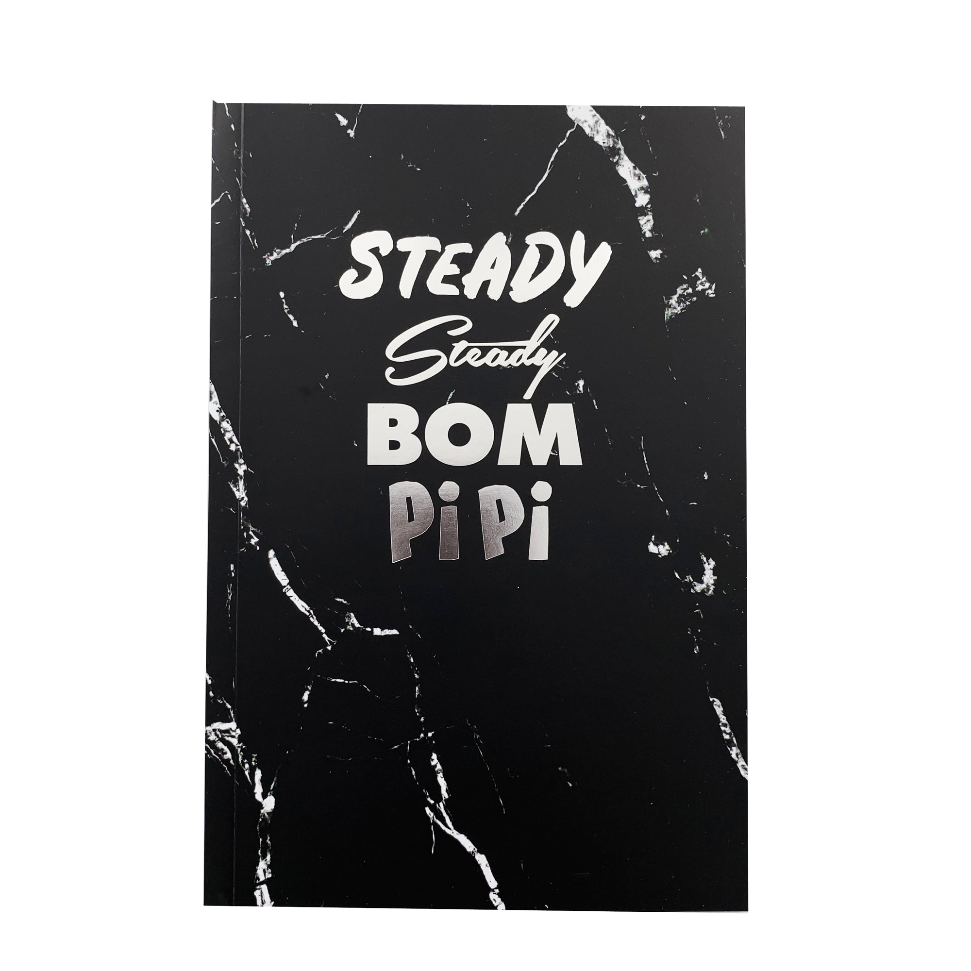 Notebook - Steady Steady