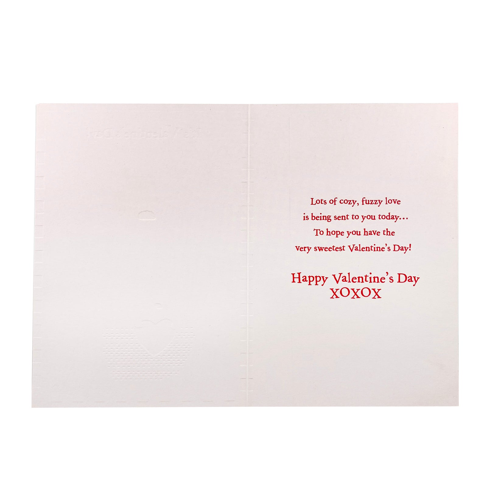 Designer Greetings Valentine's Day Card - It'S Valentine's Day Kangaroos