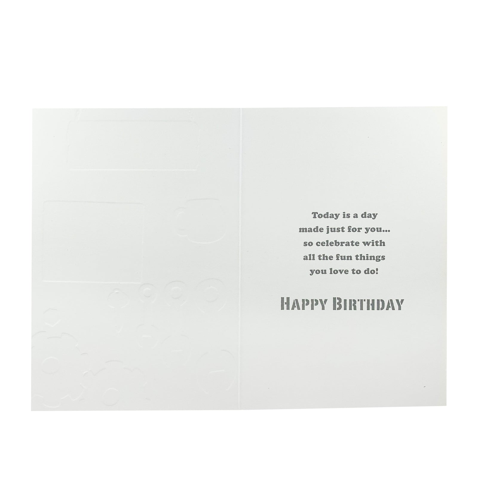 Designer Greetings Birthday Card - Happy Birthday To A Great Guy