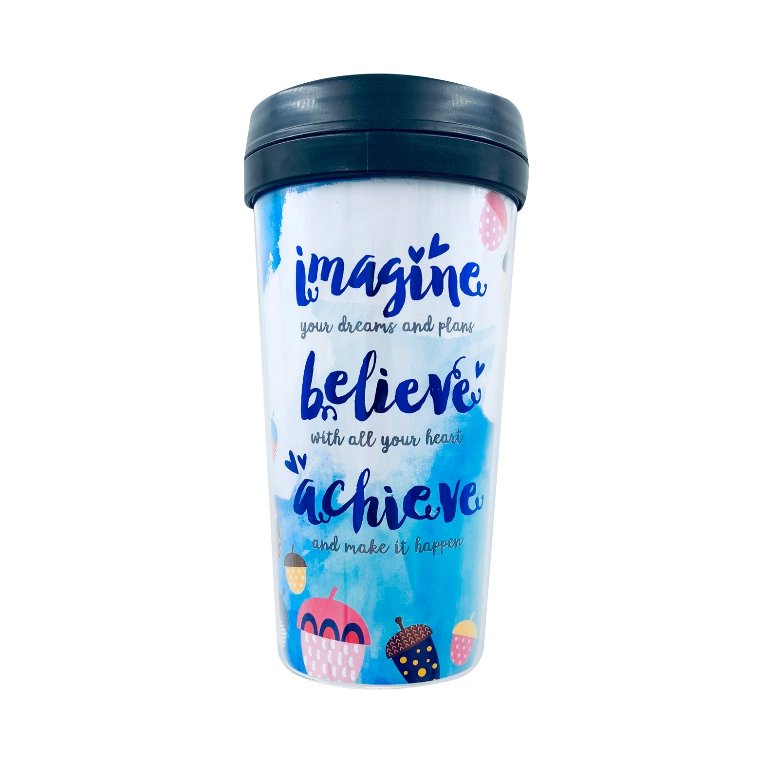 Tumbler - Imagine Believe Acorns