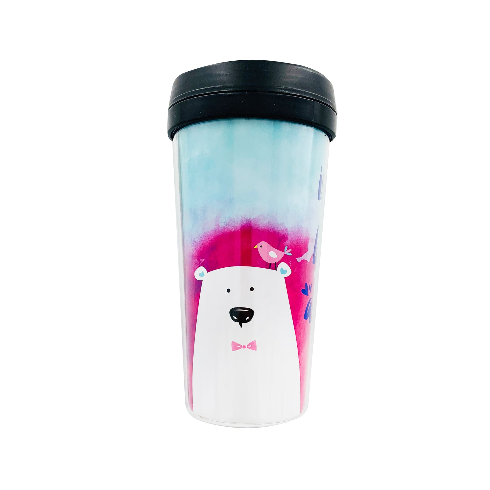 Tumbler - Imagine Believe Polar Bear