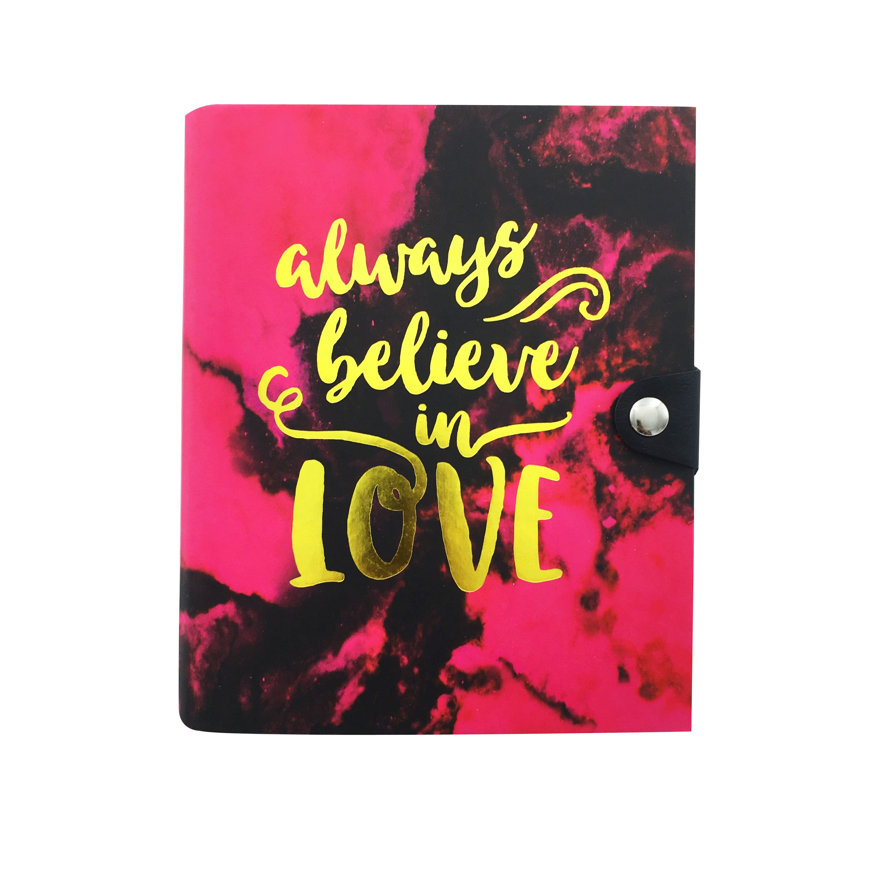 Notebook Jl - Always Believe In Love