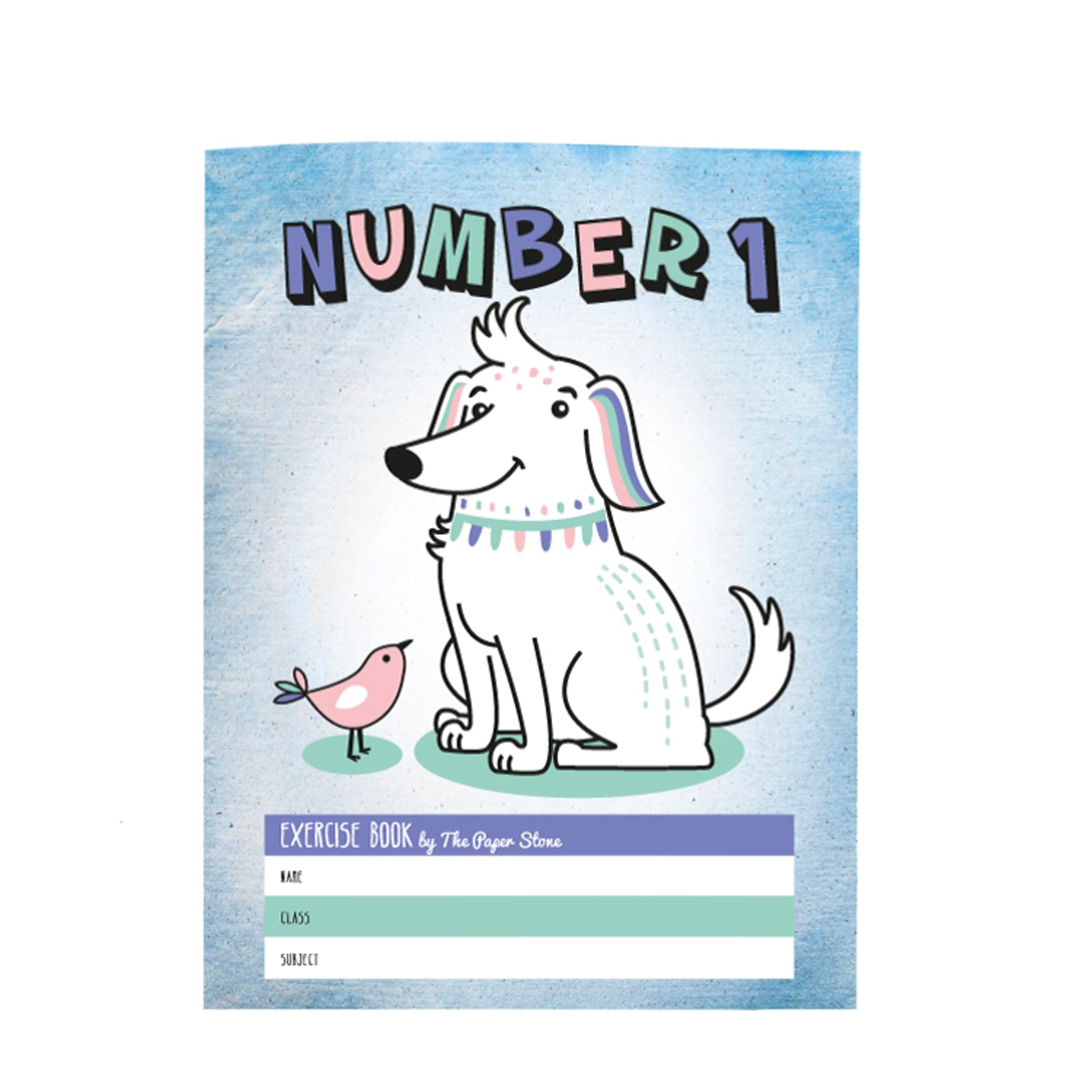 Exercise Book - Top Dog