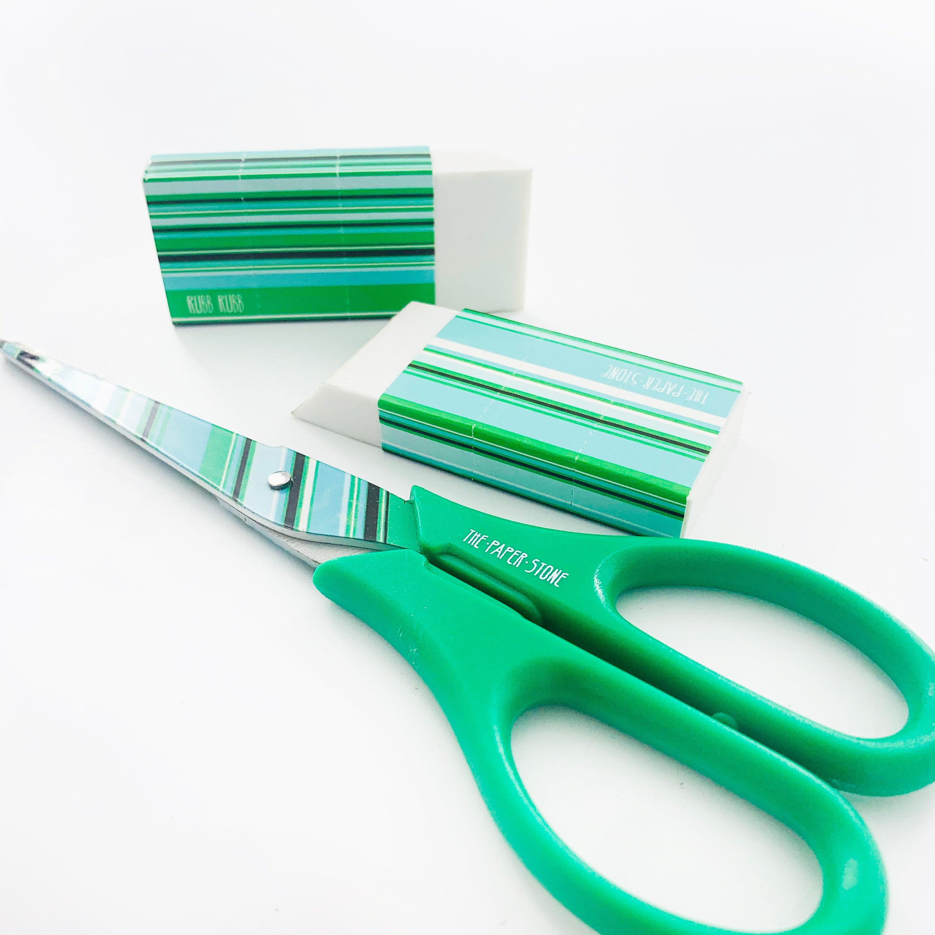 Stationery Set - Green