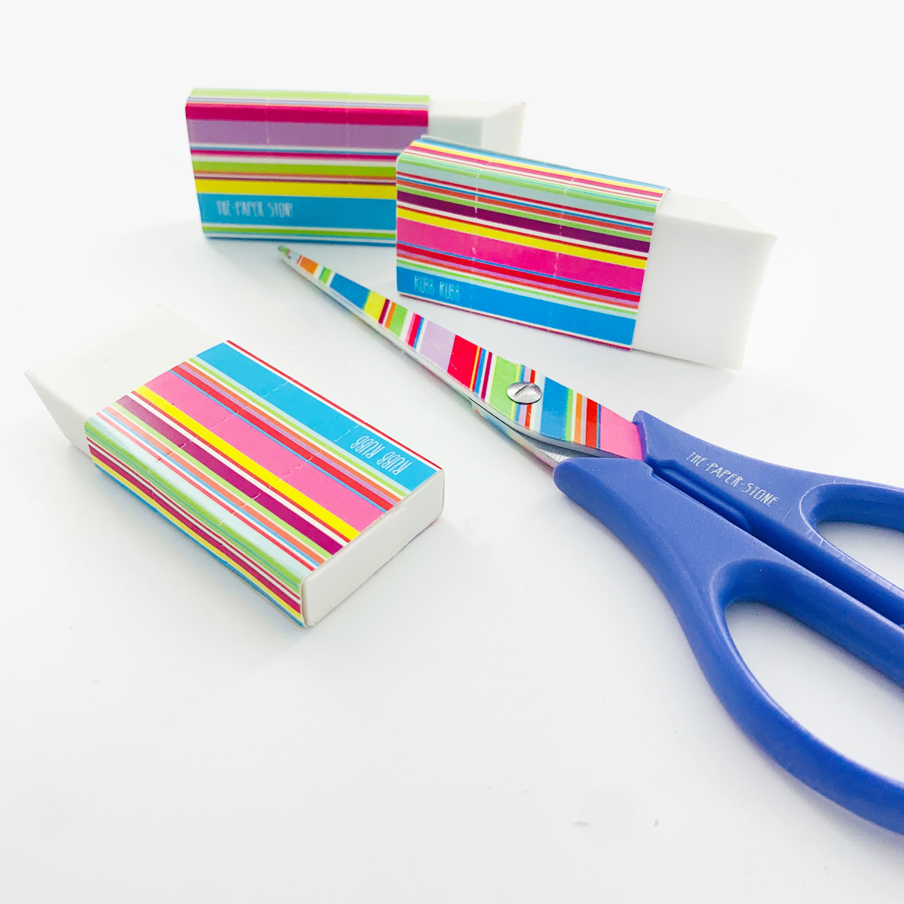Stationery Set - Rainbow