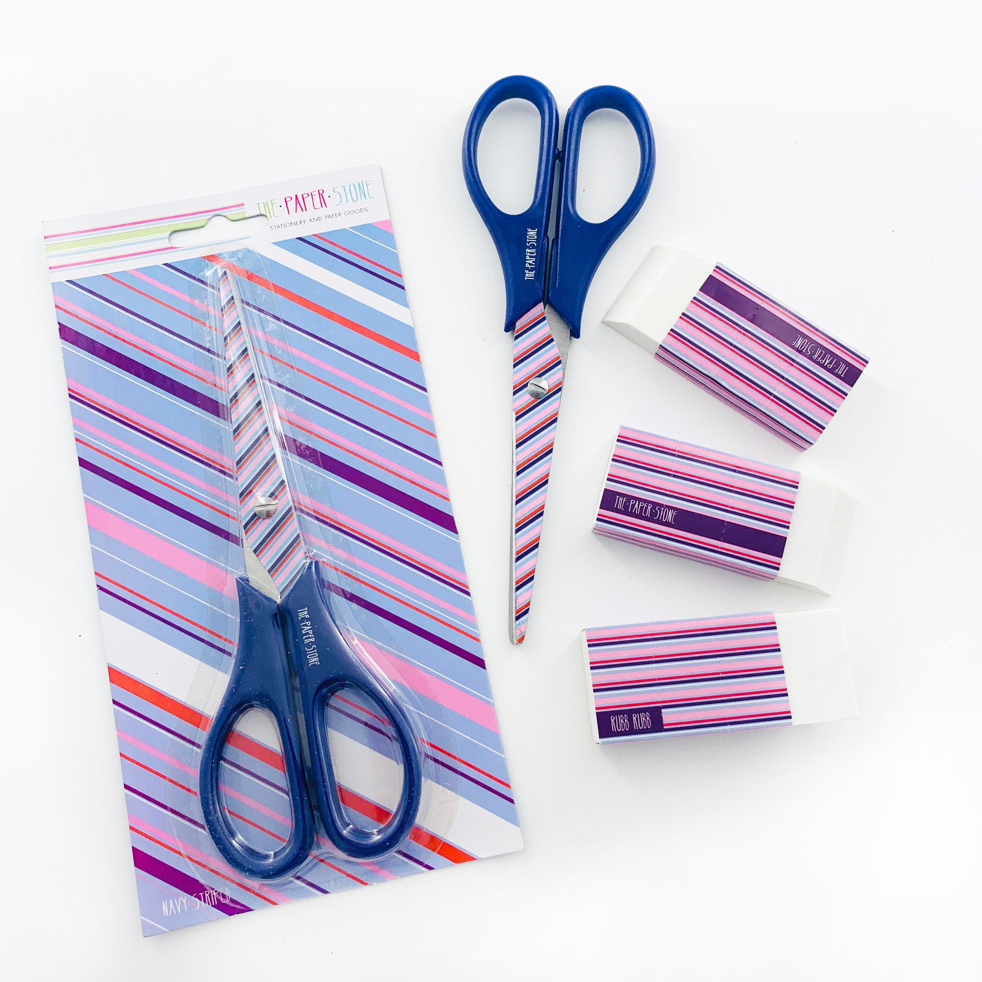 Stationery Set - Blue