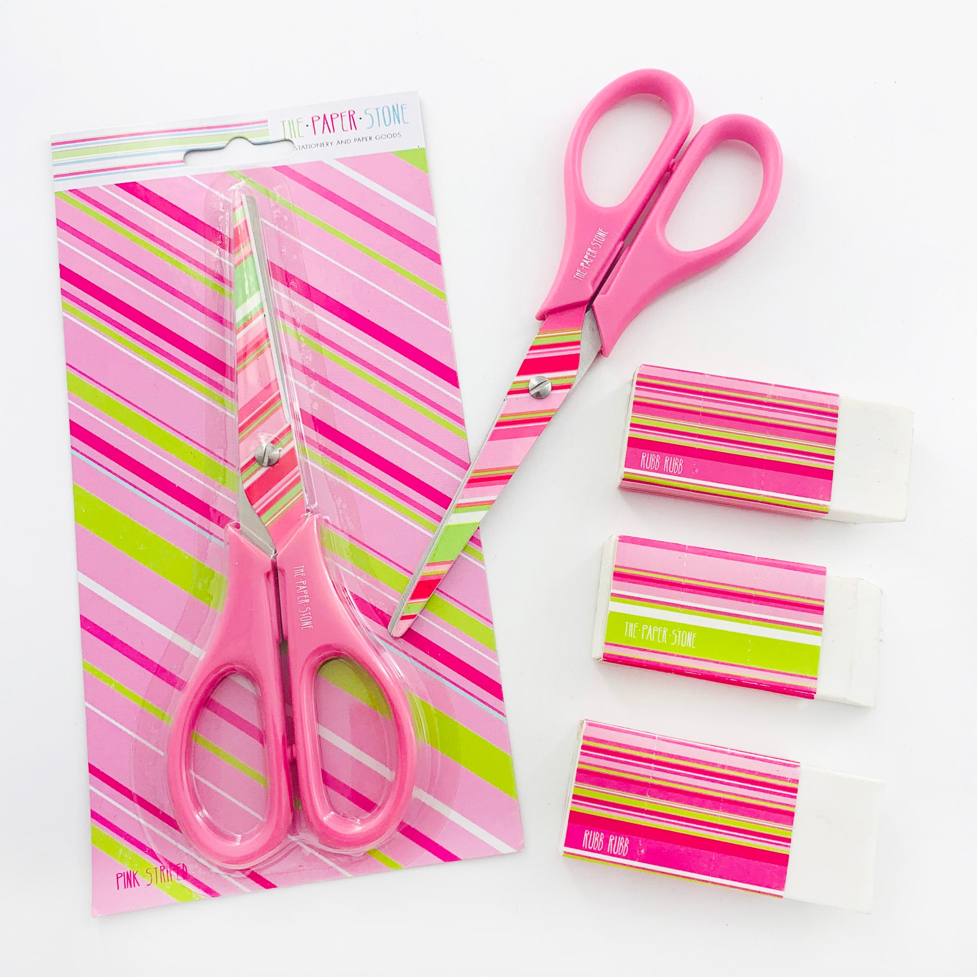 Stationery Set - Pink