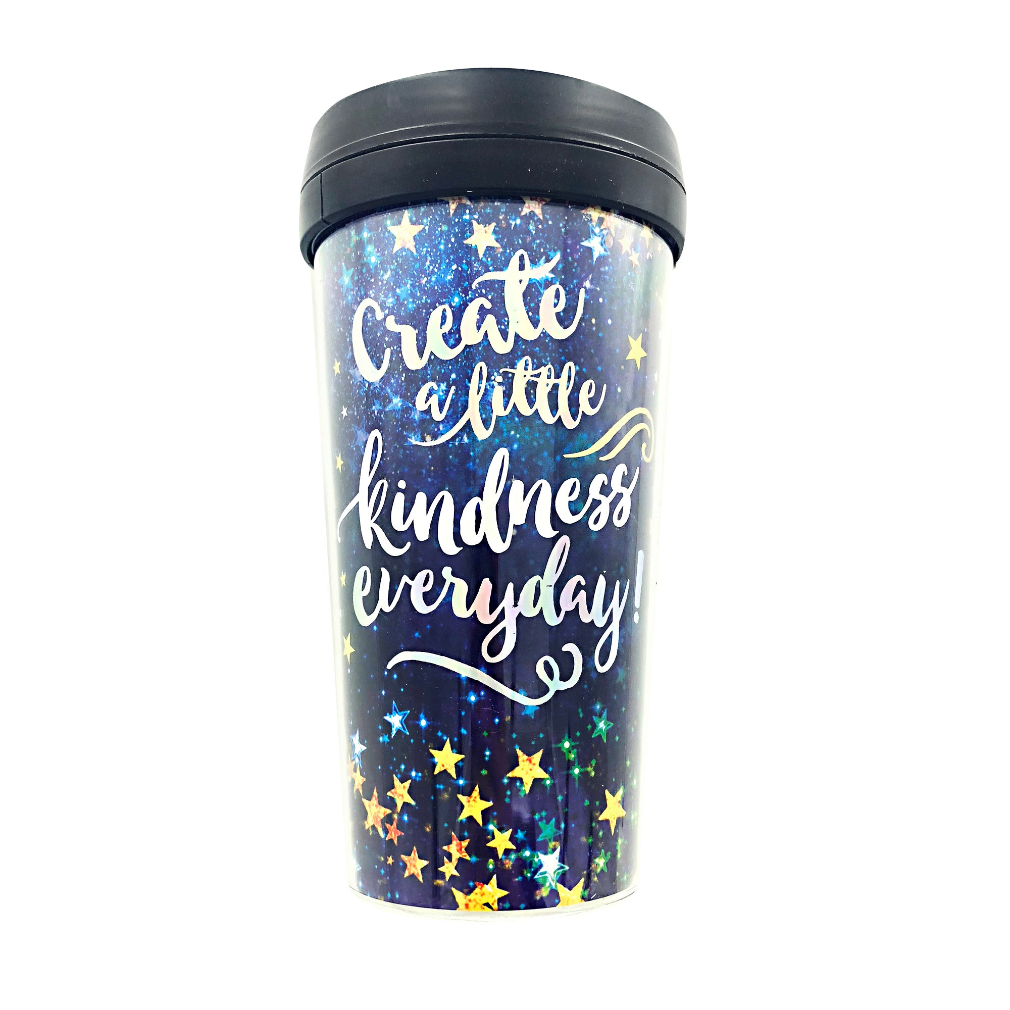 Tumbler - Create Kindness Navy