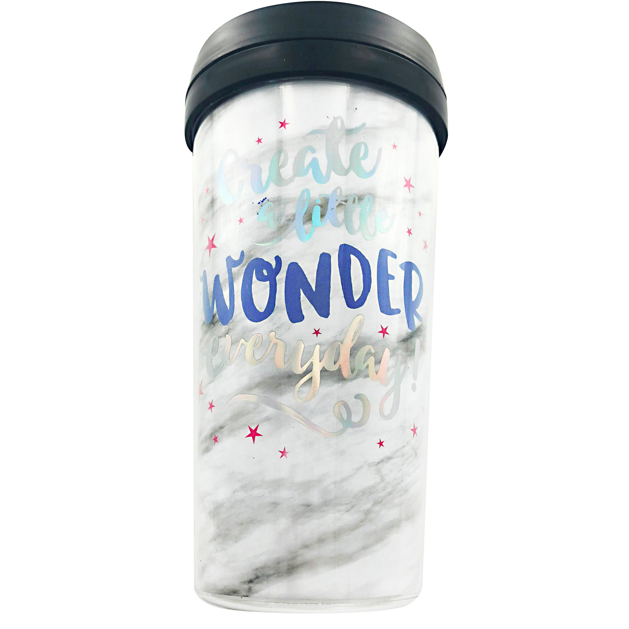 Tumbler - Create Wonder White