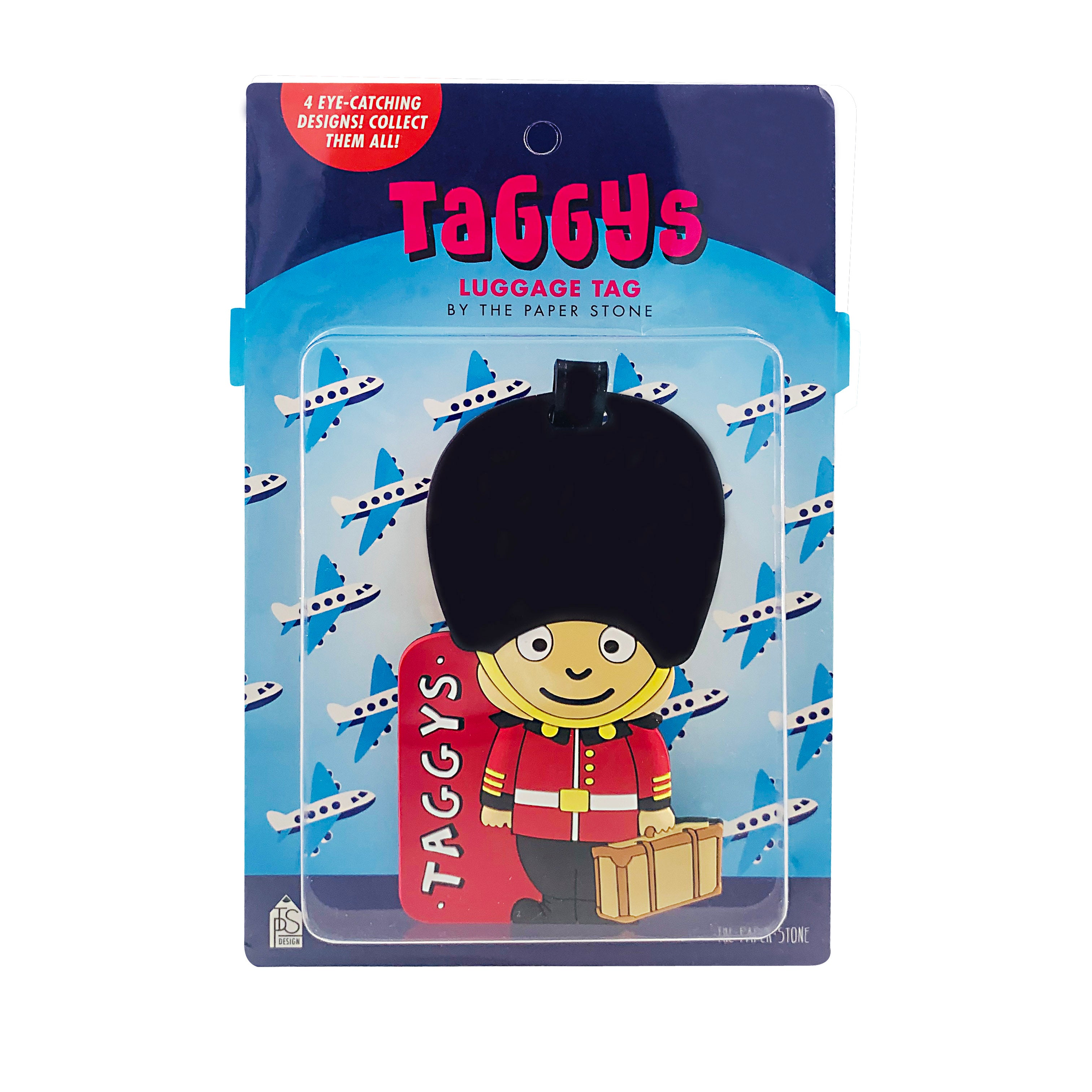 Taggys Luggage Tag - London Guard