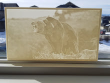 Load image into Gallery viewer, 8 x 10 Custom Lithophane Print