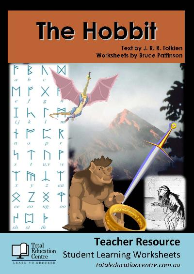 Classroom Activities:The Hobbit