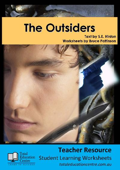 Classroom Activities:The Outsiders