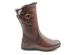 Heavenly Feet Bramble Boot Brown