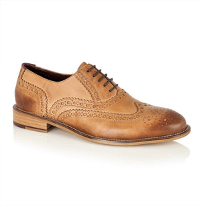 London Brogues Gatsby Shoe LB-SH-GATS-SE-TAN-11
